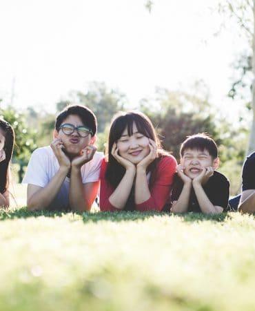 Immigrants Family