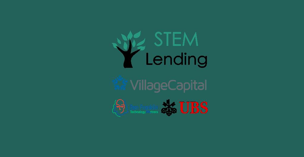 STEM Lending, Village Capital, BFTP, UBS Logo