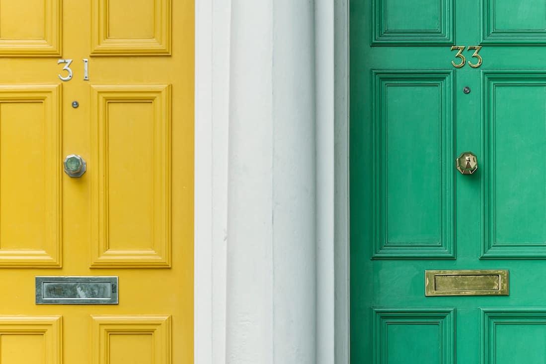 Doors - Comparison Shopping